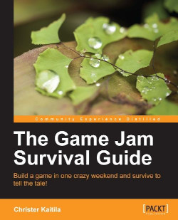 """Обложка """"The Game Jam Survival Guide"""""""